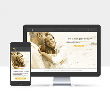 Douglas Homes - Website