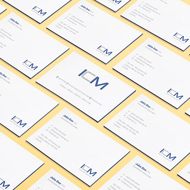 ICM - Business Card