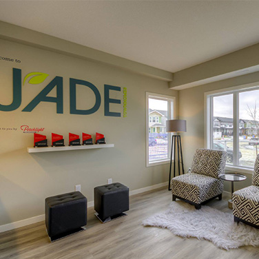 Jade - Sales Centre