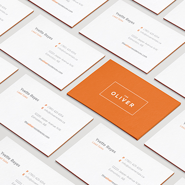 Oliver - Business Card