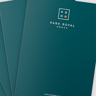 Park Royal Home - Brochure