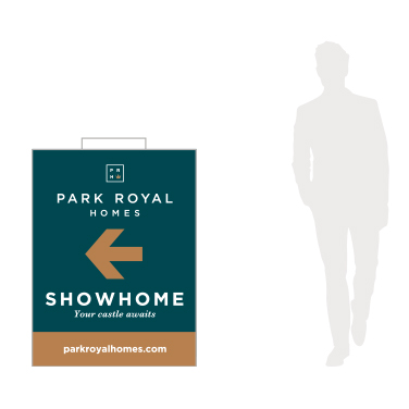 Park Royal Homes - Signage