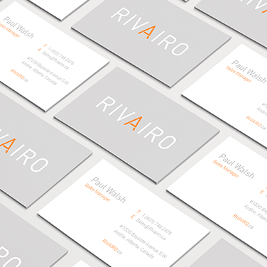 Rivario - Business Card
