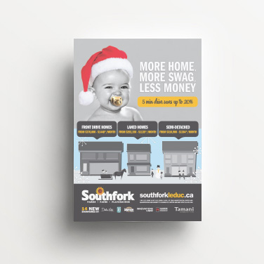 South Fork Baby - Ad