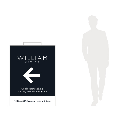 William - Signage