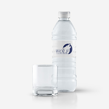 Wolf - Water Bottle