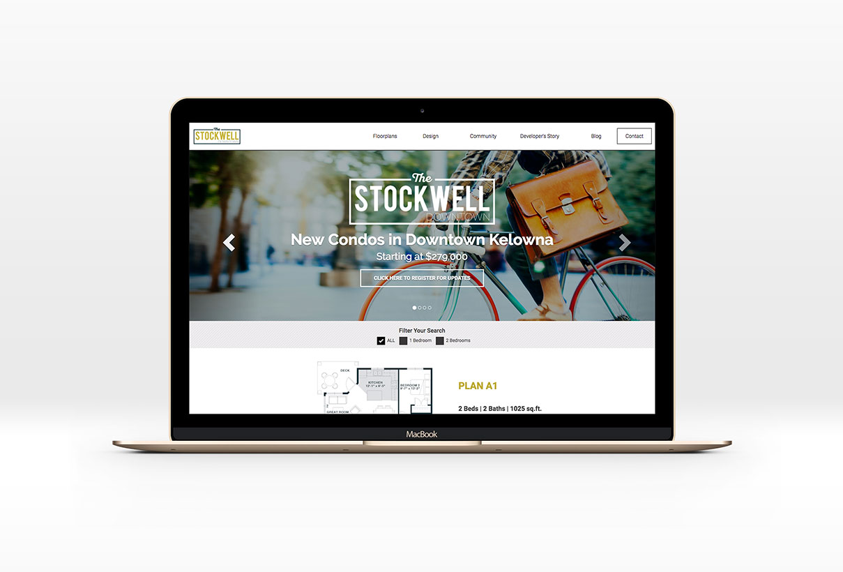 Stockwell Website